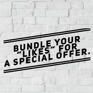 Other - Bundle for special offer!! 😊
